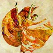 Dance Art Print