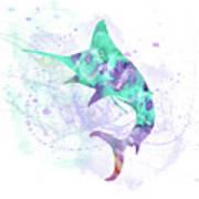 10961 Swordfish Art Print
