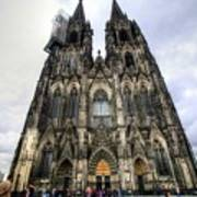 Cologne Germany Art Print