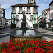 Ponta Delgada - Azores Art Print