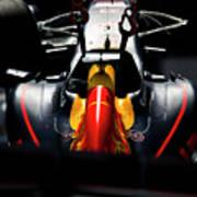 Red Bull Formula 1 Art Print