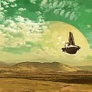Star Wars Episode Art Art Print