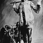 William F. Cody (1846-1917) Art Print by Granger