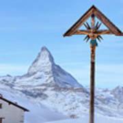 Zermatt - Switzerland Art Print