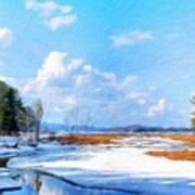 Nature Landscapes Prints Art Print