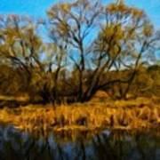 Nature Landscape Work Art Print