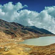 Elephant Lake, Kupup Valley, Sikkim, India Art Print