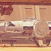 Movie Star Wars Poster Art Print