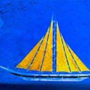 Setting Sail Art Print