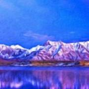 Nature Landscape Art Art Print