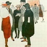 12264 Rafael De Penagos Art Print