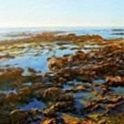 Oil Painting Landscape Pictures Nature Art Print