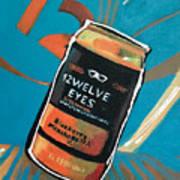 12welve Eyes Art Print