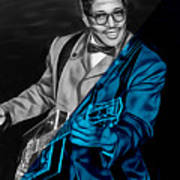 Bo Diddley Collection Art Print