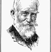George Bernard Shaw Art Print