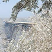 New River Gorge Bridge Art Print