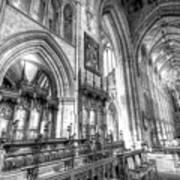 Southwark Cathedral London Art Print