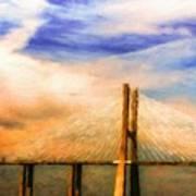 Landscape Paintings Nature Art Print
