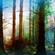 A Landscape Nature Art Print