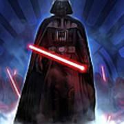 Episode 1 Star Wars Poster Art Print