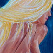 Girl Nude Art Print