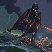 Star Wars Characters Art Art Print