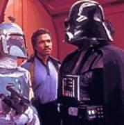 Star Wars Episode 1 Poster Art Print