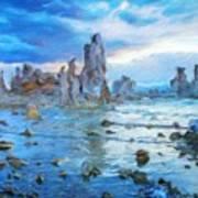 Art Landscape Nature  Art Print