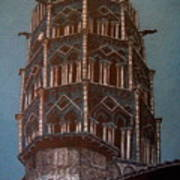 14th Century Toulouse Art Print