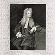 Isaac Newton, English Polymath Art Print by Science Source