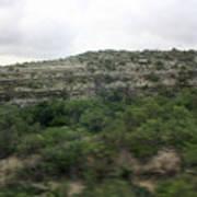 Texas Scenic Landscape Art Print