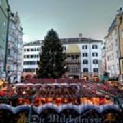 Innsbruck Austria Art Print