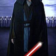 Movie Star Wars Art Art Print