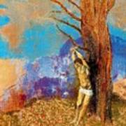 16007 Odilon Redon Art Print
