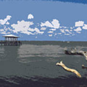 Indian River Lagoon Art Print
