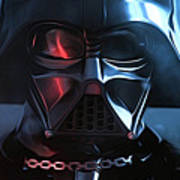 Star Wars Episode 3 Art Art Print