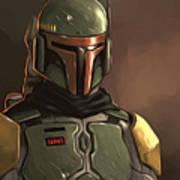 Star Wars Episode 3 Poster Art Print