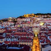 Lisbon, Portugal Art Print