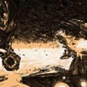 Star Wars Episode 6 Art Art Print