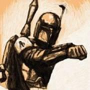 Collection Star Wars Art Art Print
