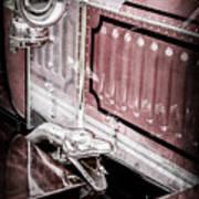 1912 Rolls-royce Silver Ghost Rothchild Et Fils Style Limousine Snake Horn -0711ac Art Print