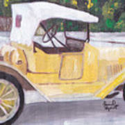 1915 Chevy Art Print