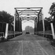 1915 Hudson Road Bridge Art Print