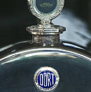 1923 Dort Sport Hood Ornament Art Print