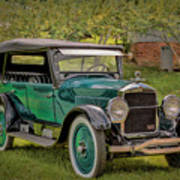 1923 Studebaker Big Six Touring Car Art Print