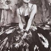 1925 Nikolay Feshin Art Print