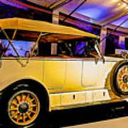 1925 Renault 40cv Tourer Art Print