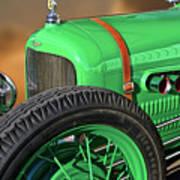 1926 Ford Model T 'dry Lakes' Roadster V Art Print