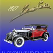 1927 Lasalle Art Print