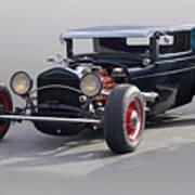 1928 Chrysler Coupe 'studio' II Art Print